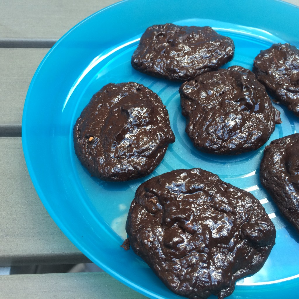 Dairy-free gluten-free healthy cookies for toddlers