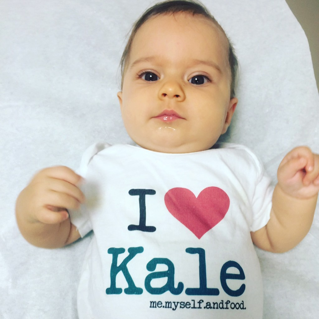 kale onesie