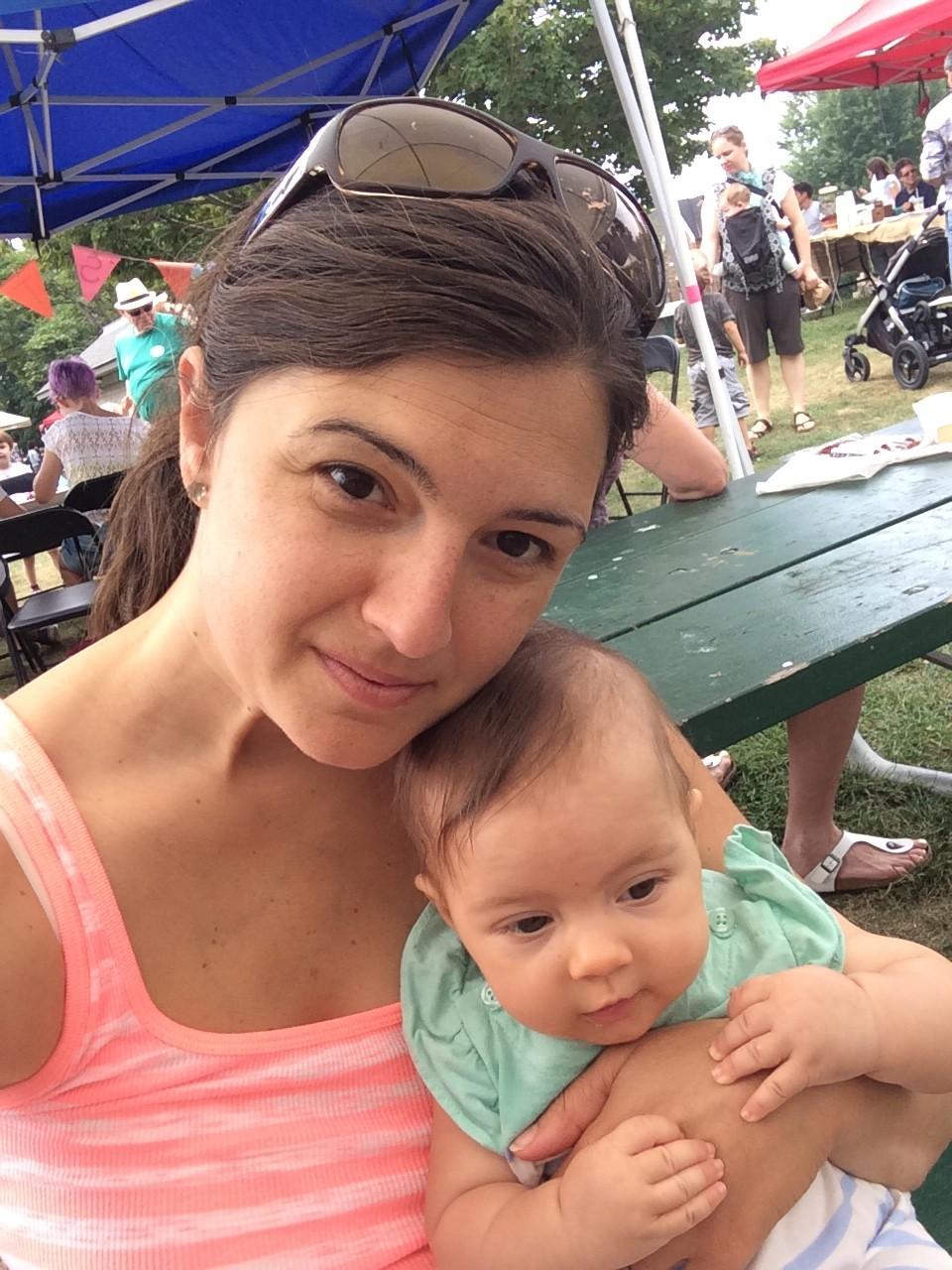 Motherhood - Danielle Binns