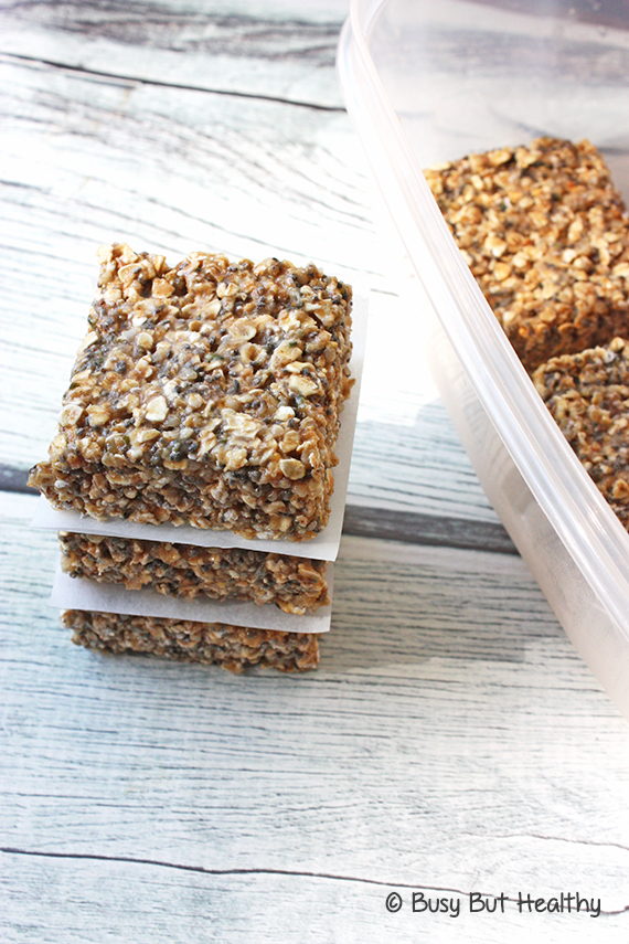 Healthy All-in-One Snacks