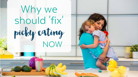 Why parents should 'fix' picky eating early