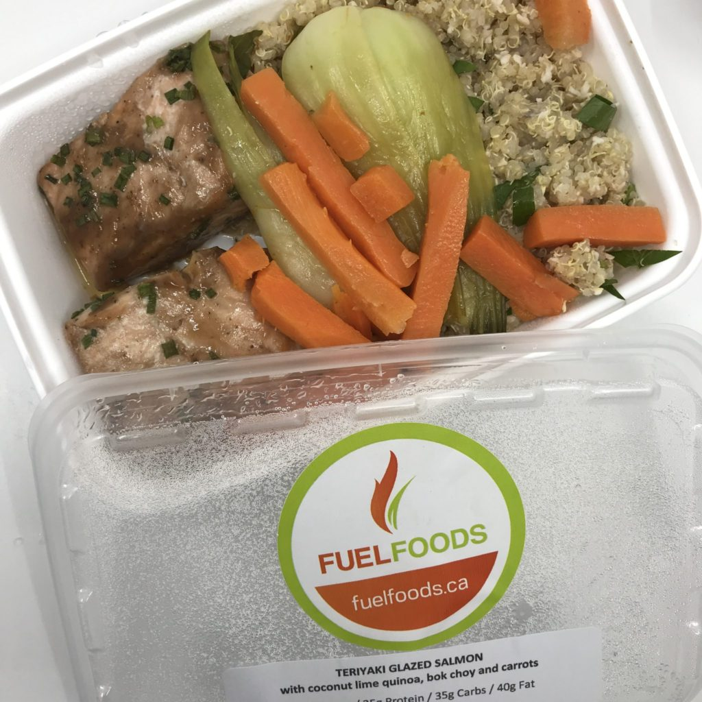 Fuel Foods Meal Delivery Toronto