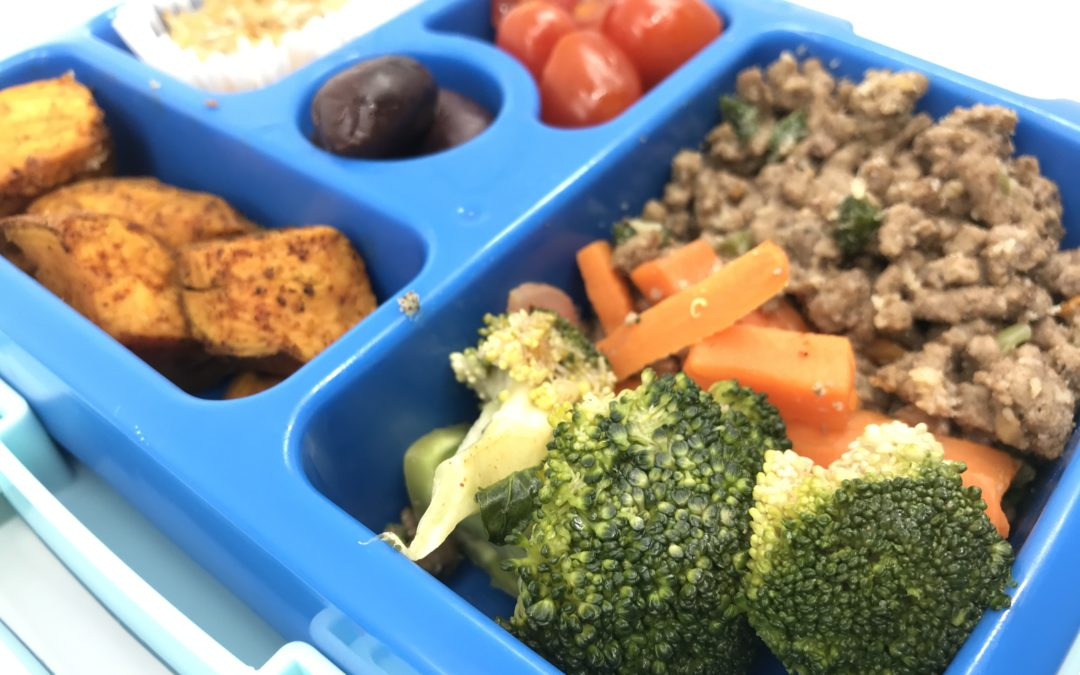 Steal these 15 healthy lunch box ideas!
