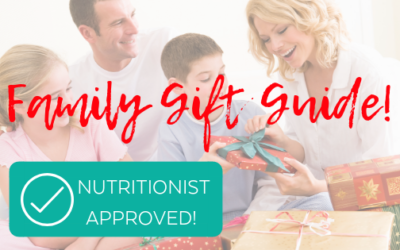 Your Nutritionist-Approved Gift Guide for Heathy Families