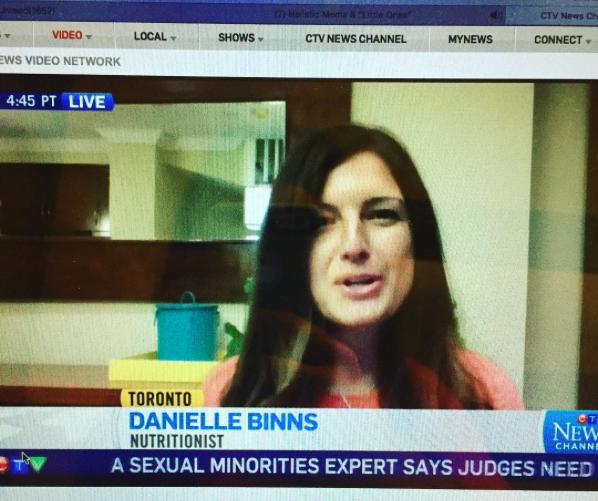 CTV News Danielle Binns