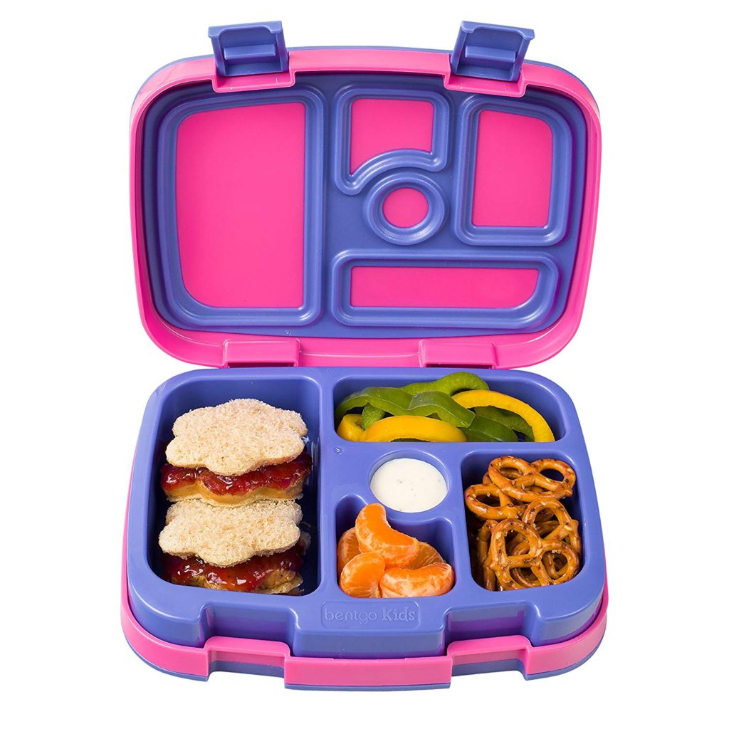 Lunch bots lunch box
