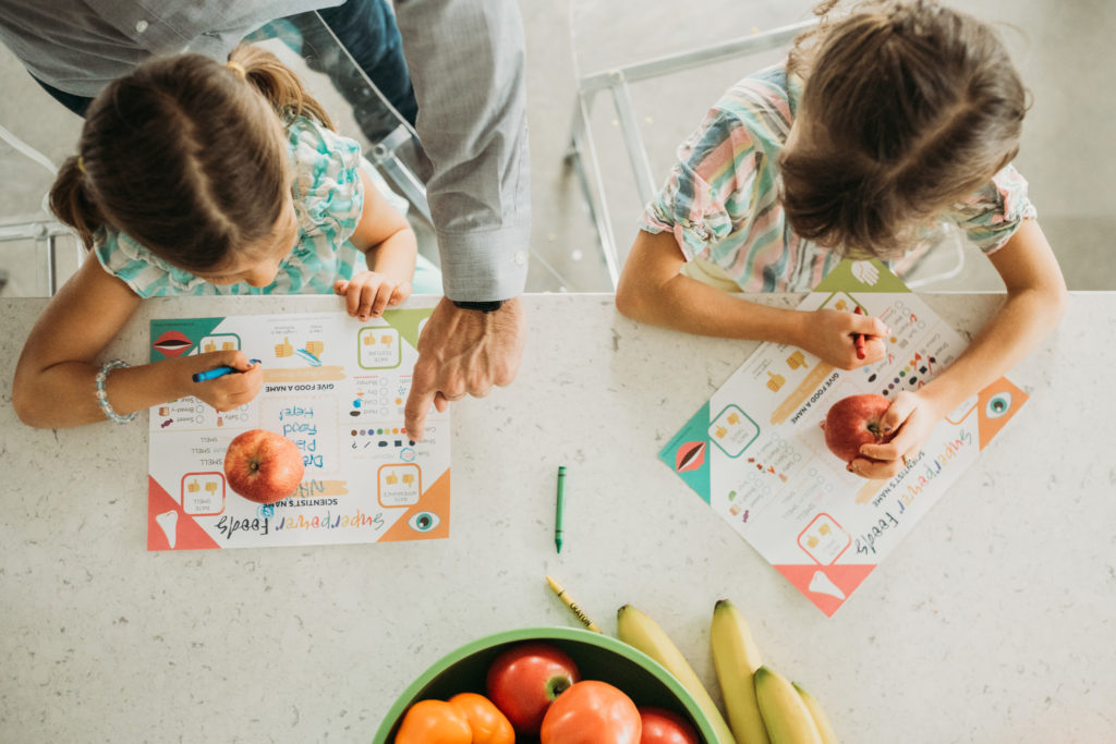 Superpower Foods Placemat